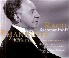 Fritz Reiner/Chicago Symphony Orchestra - Rachmaninoff:Piano Concerto 2