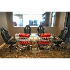 motor coffee table for sale Collection-My Engine Tables and Desks Ferrari Lamborghini Maserati and Porsche motor coffee table for sale - The coffee table has developed into a necessity in numerous homes toda. Maserati, Ferrari, Lamborghini, Garage Furniture, Car Part Furniture, Automotive Furniture, Automotive Decor, Engine Coffee Table, Engine Table