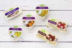 cheese design packaging by Fabula Branding