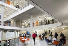 Gallery of New Flagship Campus for City of Westminster College / schmidt hammer lassen architects - 6