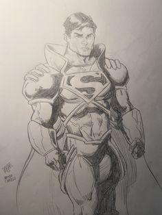 Superboy Prime, Greg Capullo, Clark Kent, Comics Universe, Dc Comics, Art, Art Background, Kunst, Performing Arts