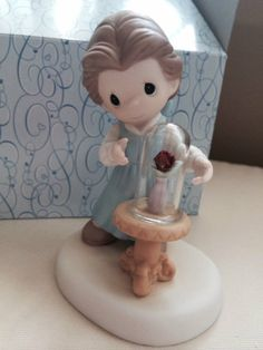 "NIB-Precious Moments Figurine - ""Our Love is Forever in Bloom"""