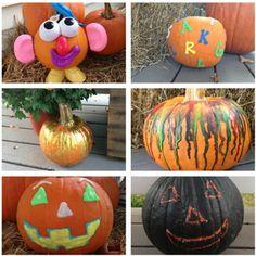 No-Carve Pumpkin Decorating : Macaroni Kid