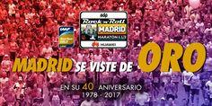 El brillo especial de Madrid