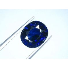 2.31 Ct Ceylon Natural Unheated VS Royal Blue Sapphire Rectangular Cushion Shape Certified Gemstone