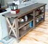 pallet console table - Bing Images