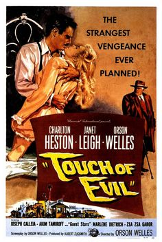 One of the most underrated Orson Welles movies of all time imo! This movie reeks of drama and tension. A real classic like they only made in those days