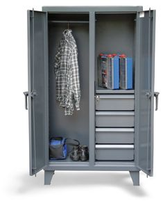Outdoor Storage Cabinet with Angle Frame Base - Our heavy duty ...
