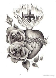 Sacred Heart by Hannah Falvey