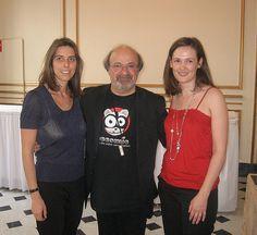 Les trois C : Céline, Claude et Constance
