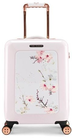 9a7f1f6892 Ted Baker London Small Four-Wheel Suitcase - Black Ted Baker Totes
