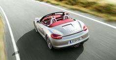 Porsche Boxter S 981