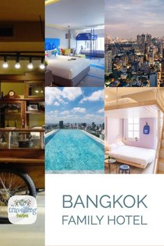 Bangkok Family Hotel – The Travelling Twins Wanderlust Travel, Asia Travel, Thailand Travel, Hotels And Resorts, Best Hotels, Us Travel Destinations, Family Travel, Group Travel, Hostel