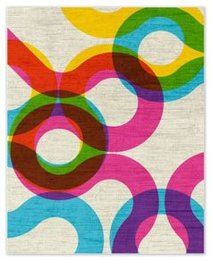 Bjugn No. 1 by Campbell Laird: Overlap of color to create third color. I wanted to explore ONE colour that looked aesthetically pleasing with the CMM colours that has not been used before. When I saw this, the pink brought the other colours to life. Geometric Patterns, Textures Patterns, Color Patterns, Print Patterns, Pattern Print, Textile Design, Design Art, Print Design, Graphic Illustration