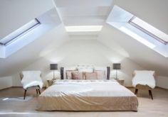 Zo maak je van de zolder een slaapkamer
