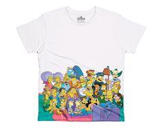 The Simpsons x colette x ELEVENPARIS T Shirt Collection