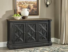 Shop for the Tyler Creek Relaxed Vintage Dining Room Server with Concealed Storage at Belfort Furniture - Your Washington DC, Northern Virginia, Maryland and Fairfax VA Furniture & Mattress Store Dining Room Server, Dining Room Design, Dining Room Chairs, Side Chairs, Dining Table, Dining Set, Kitchen Dining, Rustic Furniture, Living Room Furniture