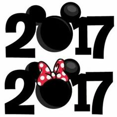 Miss Kates Cuttables. Mouse Titles. Graduation. New year.