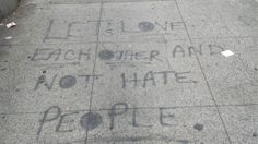 Words to live by - Finding truth and charm on San Francisco streets! Happy new year y'allz! Let's make this a great one! :)