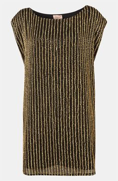 af60e4c51f3 Topshop Embellished Shift Dress - this dress is begging to be worn with  Dayton s  Crazy