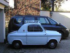 Vespa 400, Microcar, Scooters, Photos, Pictures, Minis, Portugal, Automobile, Art Deco