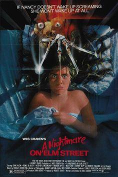 (1984) A Nightmare on Elm Street - John Saxon, Heather Langenkamp,   Johnny Depp, Robert Englund. The original still scares me♥