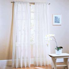 [Visit to Buy] Multi-Styles Door Window Curtains Drape Panel or Scarf Assorted Scarf Sheer Voile Cortinas Curtain Decor, Curtains Living Room, Curtain For Door Window, Panel Curtains, Drapes Curtains, Pink Curtains, Curtains Bedroom, Cheap Curtains, Drape Panel