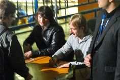 #EvgheniPlushenko and #EdvinMarton #Bucharest 2010 - For The Love Of Ice Skating | The Home Of The Twisted Red LadyBug