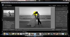Learn how to use Black and White Treatment in Lightroom!