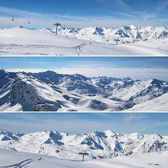 """On refait la même demain?  #lesmenuires #savoie #soleil #sun #ski #snow #montagne #mountains #alps #alpes #paysage #neige"" Photo taken by @lesmenuires on Instagram, pinned via the InstaPin iOS App! http://www.instapinapp.com (01/23/2016)"