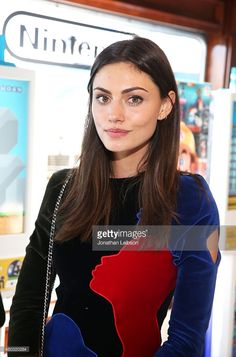 Actress Phoebe Tonkin attends The Nintendo Lounge on the TV Guide Magazine yacht during Comic-Con International 2015 on July 10, 2015 in San Diego, California.