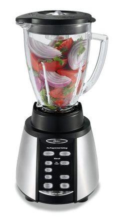 Oster BVCB07-Z Counterforms 6-Cup Glass Jar 7-Speed Blender, Brushed Stainless/Black Oster,http://www.amazon.com/dp/B002RBXHSC/ref=cm_sw_r_pi_dp_lrZctb0XRWZJR7PJ