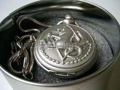 Fullmetal Alchemist Edward Elric Pocket Watch FMAWS2146
