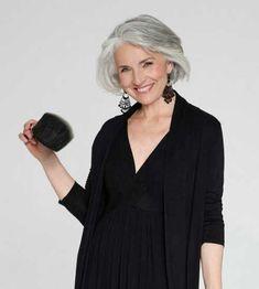 Short-Hair-Cut-for-Women-Over-50 » New Medium Hairstyles
