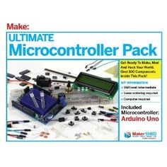 Arduino ultimate micro controller pack