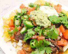 Bison Nachos || The Daily Meal