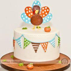 turkey cake