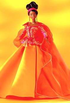 1998 - Fashions - Barbie® Couture - Symphony in Chiffon™ Barbie® #21295