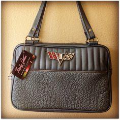 Trophy Queen Chevy Emblem Handbag