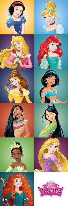 Disney Princess 2015 - disney-princess Photo