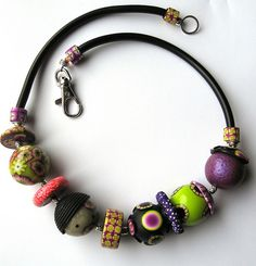 Collier violine des prés12 by By IC, via Flickr