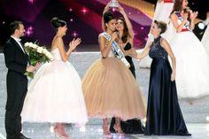 Election Miss France 2014 _ Flora Coquerel _ Marine Lorphelin _ Sylvie Tellier