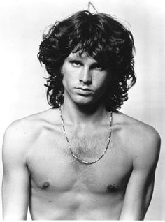Jim Morrison. Such a drug addict, but made some of the weirdest, most interesting and mind-boggling music ever. And was gorgeous.