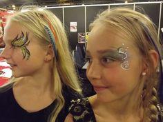 Eye Designs geschminkt door Schmink City