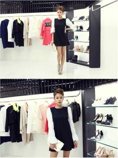 Stylish  #kooding #dress