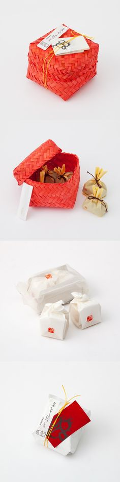 Unique Packaging Design on the Internet, Taneya Japanese Sweets Chestnuts…