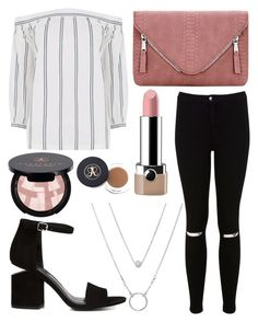 """""""Untitled #637"""" by daimy-style ❤ liked on Polyvore featuring Warehouse, Miss Selfridge, Alexander Wang and Marc Jacobs"""