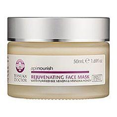 Review - Manuka Doctor ~ Apinourish Rejuvenating Face Mask - BEE VENOM MASH