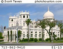 Sacred Heart Catholic Church in Galveston,Texas