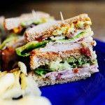Club Sandwich-PioneerWoman